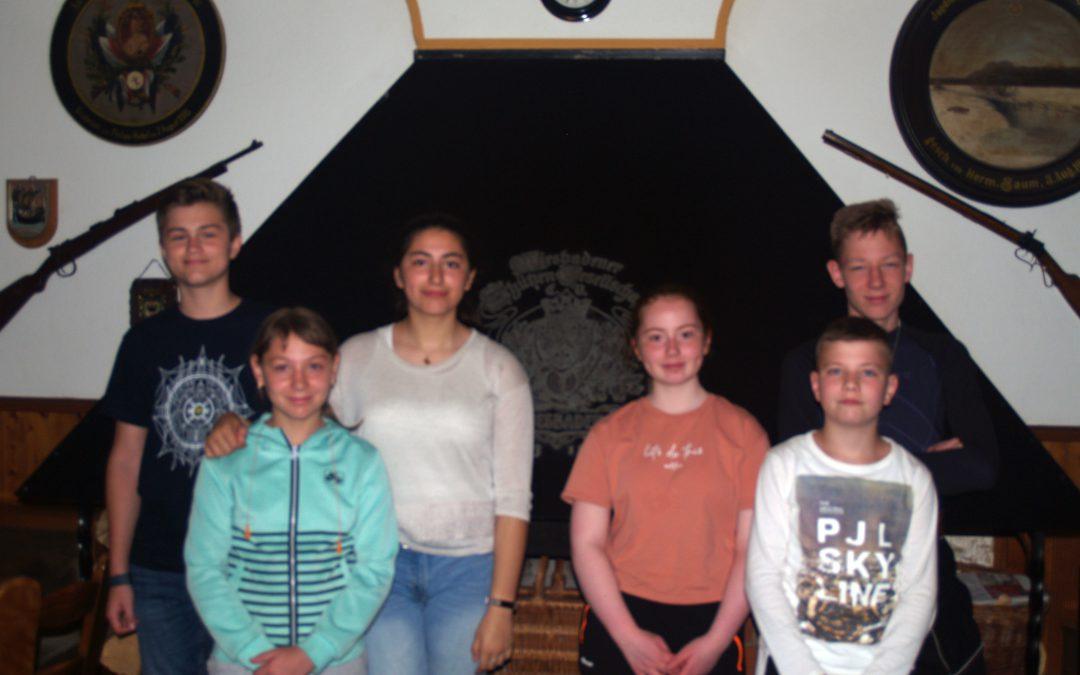 Wiesbadener Schützenjugend in Hessen erfolgreich